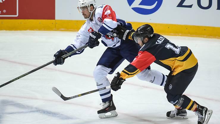 Der HC Lugano verlor in Tschechien den ersten Ernstkampf der Saison