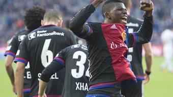FC Basel - YB, 25.10.2015