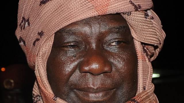 Der neue starke Mann in der Zentralafrikanischen Republik: Staats- und Rebellen-Chef Michel Djotodia (Archiv)