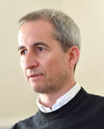 Thomas Schwab, Präsident des Trägervereins Tagesstätte Olten