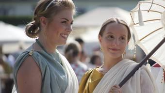 Der römische Sommer von Augusta Raurica kommt diesmal in anderem Gewand daher.
