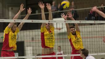 Zum Saisonabschluss zeigten die NLB-Spieler von Laufenburg-Kaisten eine solide Leistung.
