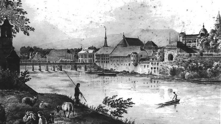 Bild von Franz Graff, 1830-40