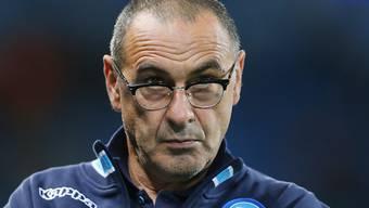 Napolis Trainer mit hohen Ambitionen: Maurizio Sarri