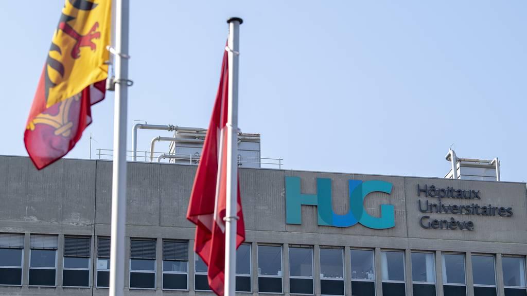 Genfer Unispital sucht wegen steigenden Fallzahlen nach zusätzlichen Freiwilligen