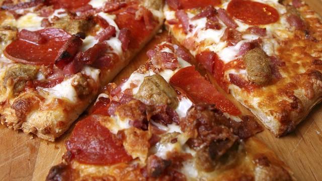 Der Streit wurde in einer Pizzeria ausgelöst. (Symbolbild)
