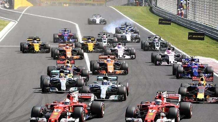In der Formel 1 dürfte es auf die neue Saison hin wenig Fahrerwechsel geben