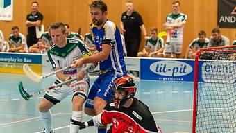 Der SVWE um Goalie Menetrey und Abwehrchef Väänänen liess in Malans defensiv nichts anbrennen.