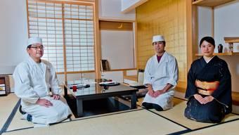 Gourmet-Restaurant «Usagiyama» in finanziellen Nöten (15.01.2019)