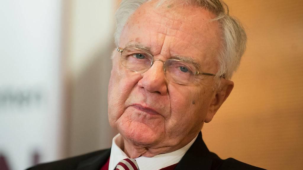 Brandenburgs Ex-Regierungschef Manfred Stolpe ist tot