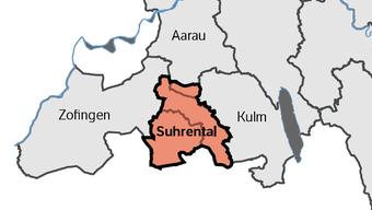 Geht es nach zehn der zwölf Gemeinden des Regionalverbandes Suhrental, so soll im Aargau der neue Bezirk «Suhrental» entstehen.