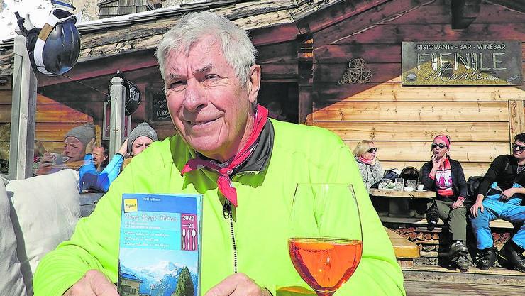 Richard Spillmann ist es wichtig, keine Touristenhotspots aufzusuchen.