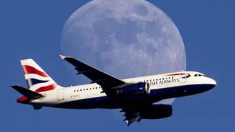 Hebt nach Sicherheitsbedenken wieder für Flüge in die ägyptische Hauptstadt Kairo ab: die britische Fluggesellschaft British Airways.