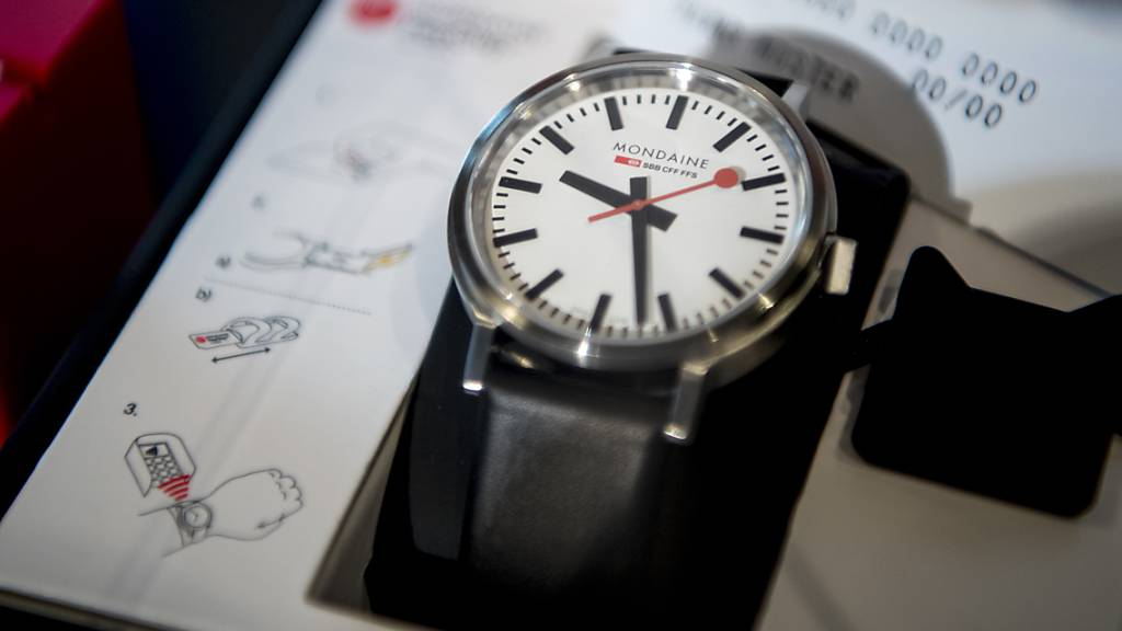 Schweizer bezahlen immer häufiger über Smartwatches