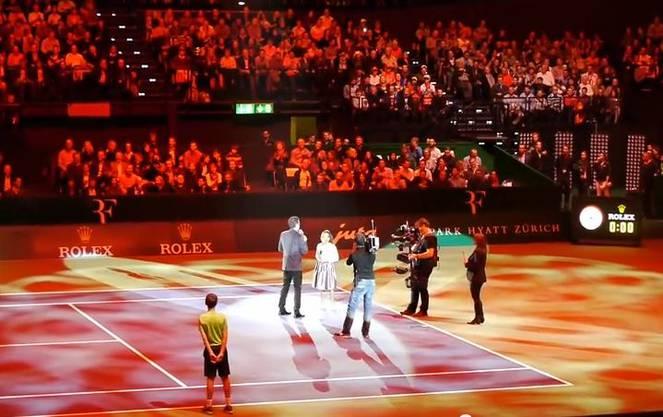 Chelsea auf der ganz grossen Bühne im Zürcher Hallenstadion