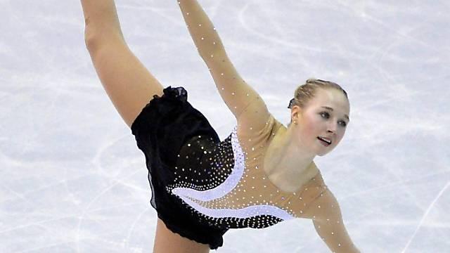 Romy Bühler erreichte in der Qualifikation Rang 6.