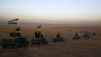 Mossul Grossoffensive Irak IS
