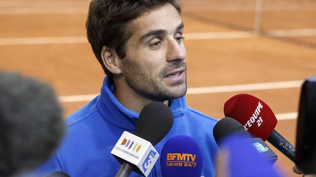 Arnaud Clément trat nicht freiwillig zurück und wude nun abgesetzt