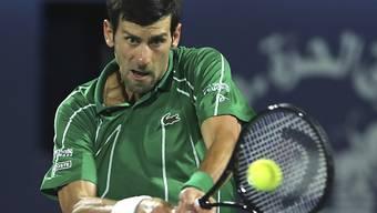 Novak Djokovic werden die Wochen als Nummer 1 während der Corona-Pandemie nicht angerechnet