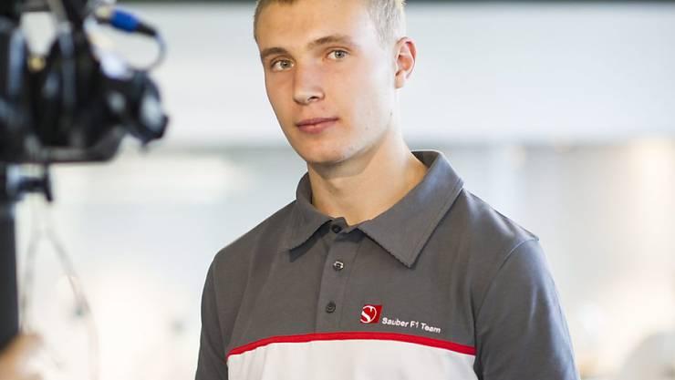 Sergej Sirotkin fährt in der kommenden Saison für Williams