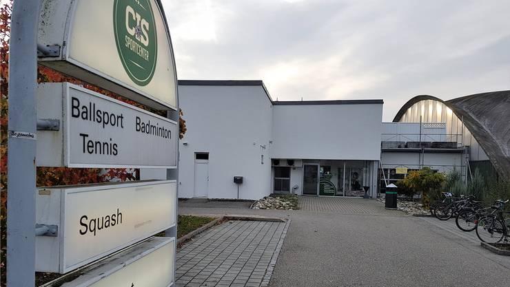 Das CIS-Sportzentrum behält sein unrühmliches Image als baulich marode Sportinfrastruktur