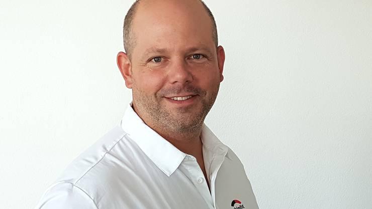 Stefan Riniker, Chef Leistungsport bei Swiss Sliding