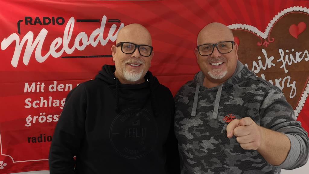 Männerherz bei Radio Melody