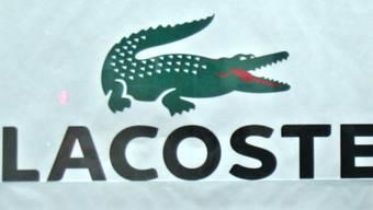 Dieses Krokodil ist Künftig ein Schweizer: Genfer Maus-Frère-Gruppe kauft französisches Modeunternehmen Lacoste auf (Archiv)