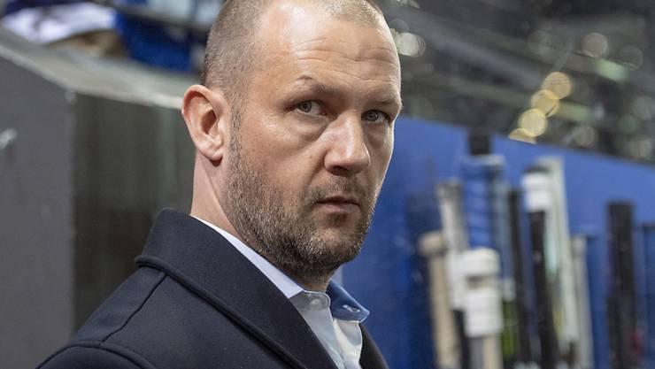 Zugs Sportchef Reto Kläy darf sich über einen vierten EVZ-Ausländer freuen