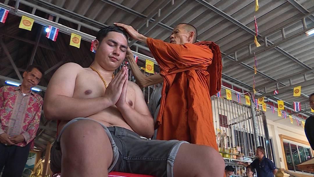 Mönch auf Zeit, Teil 2