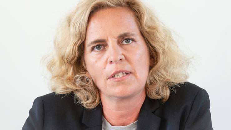 Die Grüne Stadträtin Karin Rykart ist bis Ende der nächsten Woche in Isolation.