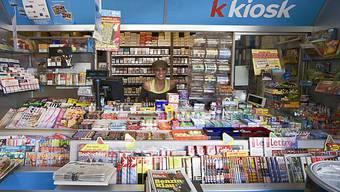 Kioskbetreiberin Valora blickt auf gutes Geschäftsjahr zurück (Archiv)