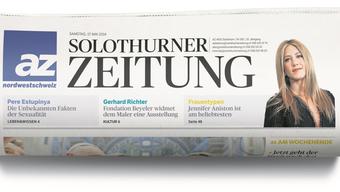 So kommt die neue «Solothurner Zeitung» daher.