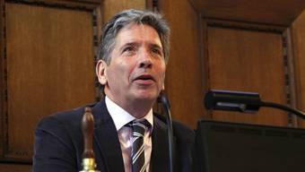 Daniel Goepfert kritisierte die Baselbieter Behörden