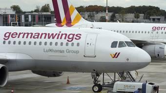 Germanwings-Maschinen bleiben wegen des Streiks am Boden
