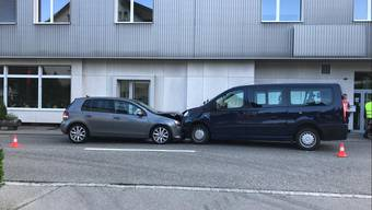 Frontalkollision Liestal