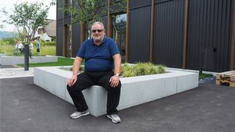Jean-Paul Schnegg ist mit den Neubauten zufrieden.