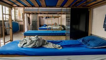 Unterkunft für Asylbewerber (Archiv)