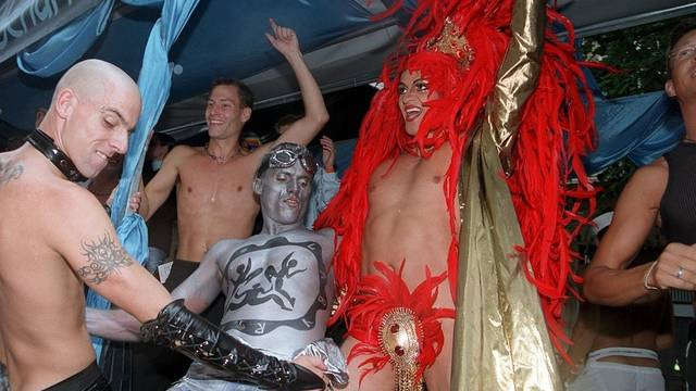 Serbien sagt Nein zu einem Homosexuellenumzug (Symbolbild)