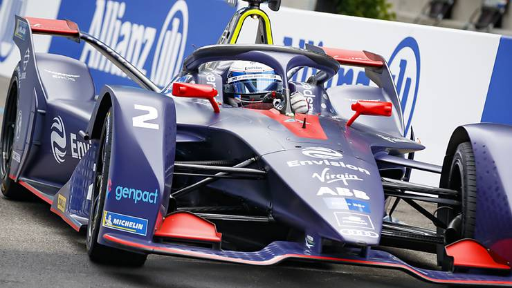 Sieger im ersten Rennen der sechsten Formel-E-Saison: der Brite Sam Bird