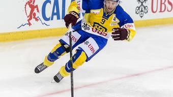 Alexandre Picard trug schon beim Spengler Cup das Trikot des HC Davos