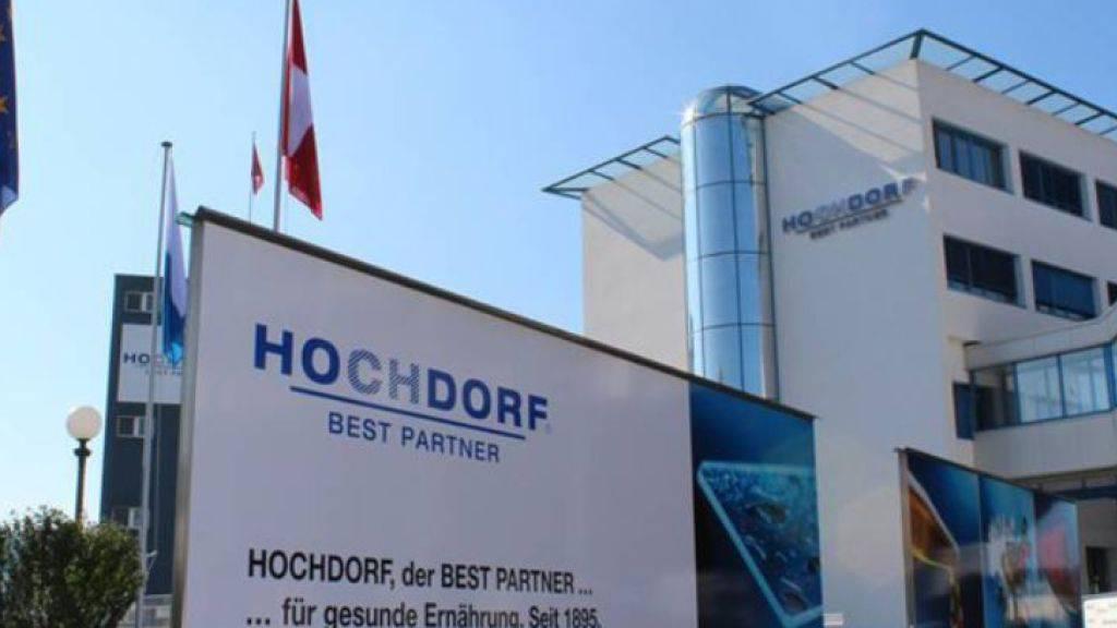 Die Hochdorf-Gruppe wird in nächster Zeit neue Marken aufbauen.