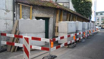 Ehemaliges Untersuchungsgefängnis Solothurn