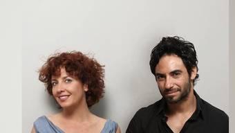Arantxa Sagardoy und Alfredo Bravo choreografieren die Aufführung «Sibil.La»