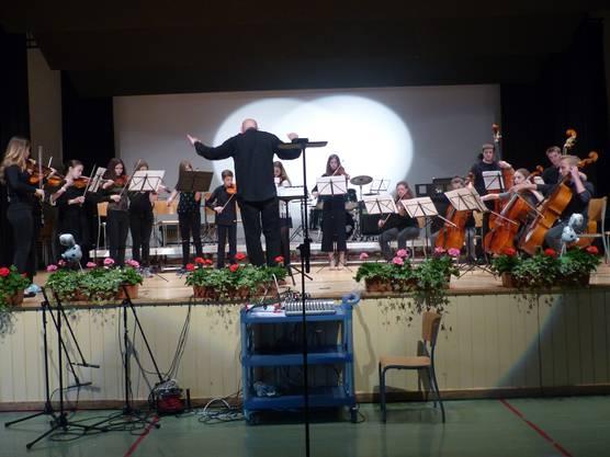 Ensemblekonzert der Musikschule Frick