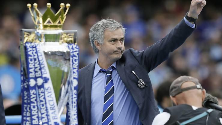 Startet mit Chelsea die Mission Titelverteidigung gegen Swansea: José Mourinho