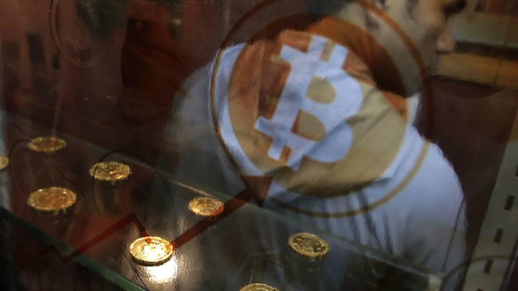Mitten im derzeitigen Krypto-Hype startet der Bitcoin-Händler Coinbase an der US-Börse. (Archivbild)