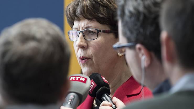 Post-Chefin Susanne Ruoff räumte in einem Zeitungsinterview Fehler ein. Sie habe aber sofort reagiert, als sie im November 2017 von den Vorgängen erfahren habe.