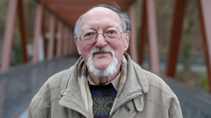 August Guido Holstein.