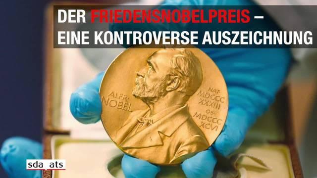Der Friedensnobelpreis: Eine kontroverse Auszeichnung
